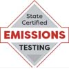 State Certified Emissions Testing